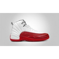 Air Jordan 12 Original White Red