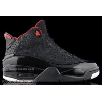Air Jordan 4 Dub Zero Black Red White