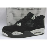 Air Jordan 4 1999 Black Cool Grey