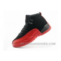 Air Jordan 12 Blue Suede HYPEBEAST Men AmTsD