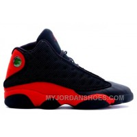 414571-010 Air Jordan 13 (XIII) Bred Black Red A13008(Women Men Gs Girls) H3Eb8