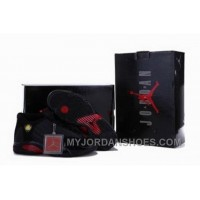 Where To Buy On Sale Popular Nike Air Jordan 14 Xiv Mens Shoes Black Red 565Ye