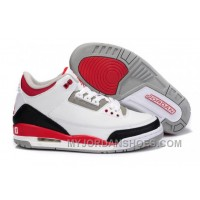Retro Air Jordan 3 Wolf Grey Metallic Silver Review Men Mt5bY