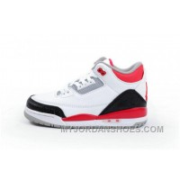 Air Jordan 3 III Shoe York Authentic Nike Shoes Kids GFxfk