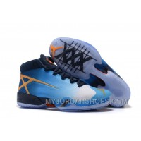 "New Air Jordan 30 XXX ""Marquette"" PE Christmas Deals 3G534"
