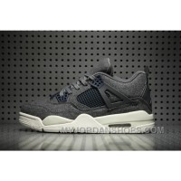 Air Jordan 4 Wool Dark Grey Cheap To Buy KEwNdQ