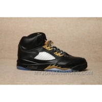 Air Jordan 5 Wings Olympic Gold Medal TGKhP