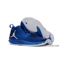 Jordan Super.Fly 5 Game Royal/Photo Blue/White New Release