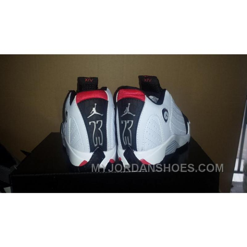 Black And Redjordan Shoes For Kids
