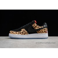 Nike Air Force 107 Lv8 Suede AH7738-001 Women Leopard Free Shipping