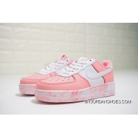 Nike Air Force 1 Low 596728-031 Pink Copuon