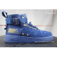 4 Nike SF AF1 1917753 SIZE:39-45 919150 Nike Air Force One Blue Online