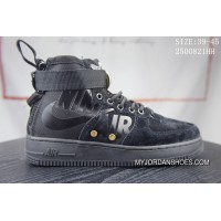 4 Nike SF AF1 1917753 SIZE:39-45 919150 Nike Air Force One Black Men Outlet