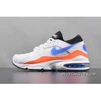 Nike Air Max 93 Zoom Running Shoes 306551-104 12 Best