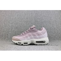 Nike AIR MAX 95 PRM Mesh Zoom Running Shoes Women Shoes 807443-502 New Release