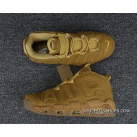 Nike Air More Uptempo Prm Wheat Best