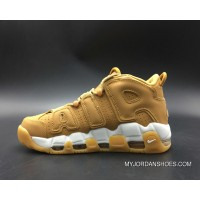 Nike Air More Uptempo Wheat Online