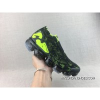 ACRONYM X Nike Air VaporMax Moc 2 Sets Of Feet That Steam Zoom Air Jogging Shoes Black Green Darts AQ0996-007 Online