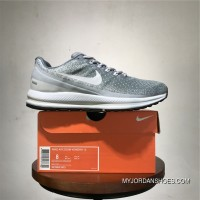 Nike Air Zoom Vomero13 V13 Air Max Zoom Mesh Breathable Cushioning Sport Running Shoes Size SKU 922908 003 Best