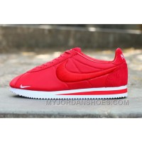 Nike Classic Cortez X LIBERTY Red Cheap To Buy ZJcejH