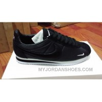 Nike Classic Cortez X LIBERTY 36-44 ALL BLACK Super Deals Pyyt34