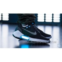 Nike HyperAdapt 1.0 MT2 Black Authentic 2KdJ45P