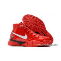 Nike Kobe 1 Protro ZK1 Red Outlet