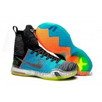 "Nike Kobe 10 Elite High SE ""What The"" Multi-color/Reflective Silver For Sale Online Cheap To Buy AS5TTD4"