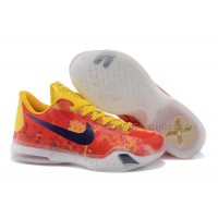 "Kobe 10 iD ""Sgt. Mamba"" Yellow/Multi-Color For Sale"