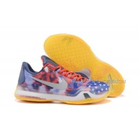 New Arrival Nike Kobe 10 USA Independence Day X Outlet Cheap Online