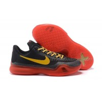 "Kobe Bryant Nike Kobe 10 ""Bright Crimson"" X Outlet Cheap Online"