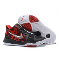 2018 Nike Kyrie 3 Samurai Multi-Color/Multi-Color Top Deals
