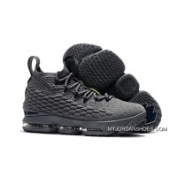 Lebron 15 Sneakers Dark Grey Outlet