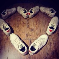 valentino heart shoes I Love New York emblem