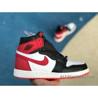 AJ1 Six Crown Red Women Air Jordan 1 Retro High OG Six Crown Gs Poker Size 575441-112 New Release