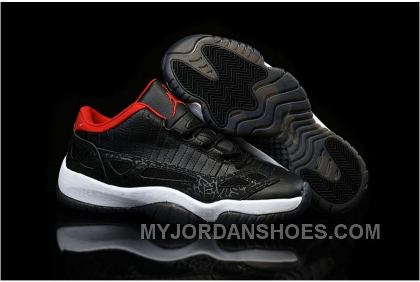 2014 Cheap Nike 528895 023 Womens Air Jordan 11 Low GS Men 2017 Be5GZ